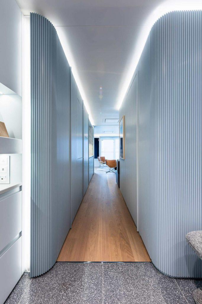 modernistyczne mieszkanie NY 06