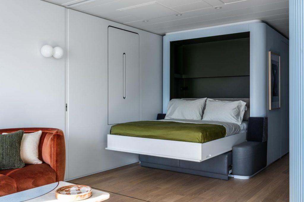 modernistyczne mieszkanie NY 09