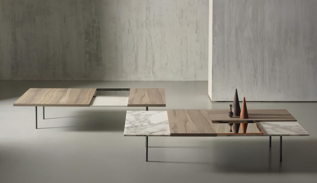 moodboard low table acerbis 01