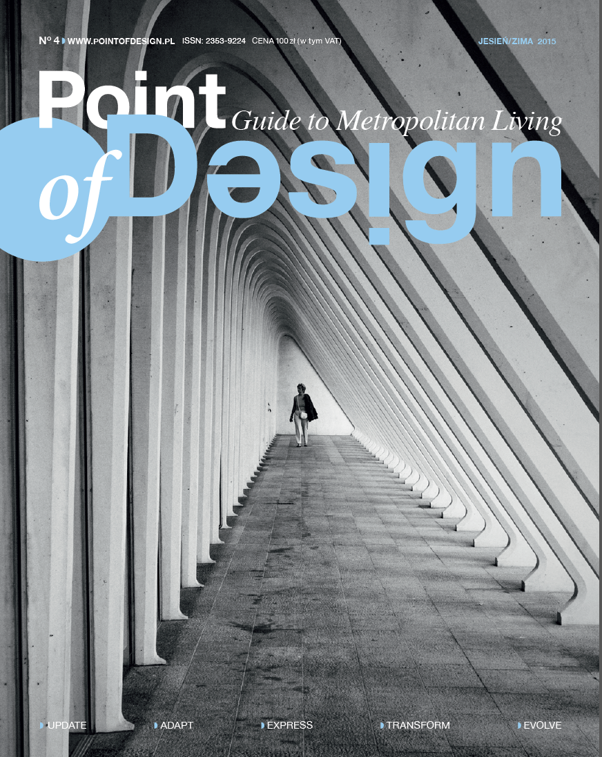 Point of Design jesień/zima 2015