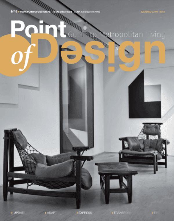 Magazyn Point of Design wiosna/lato 2018