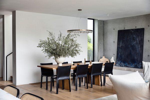 Scandizzo Huse, projekt: Pete Kennon