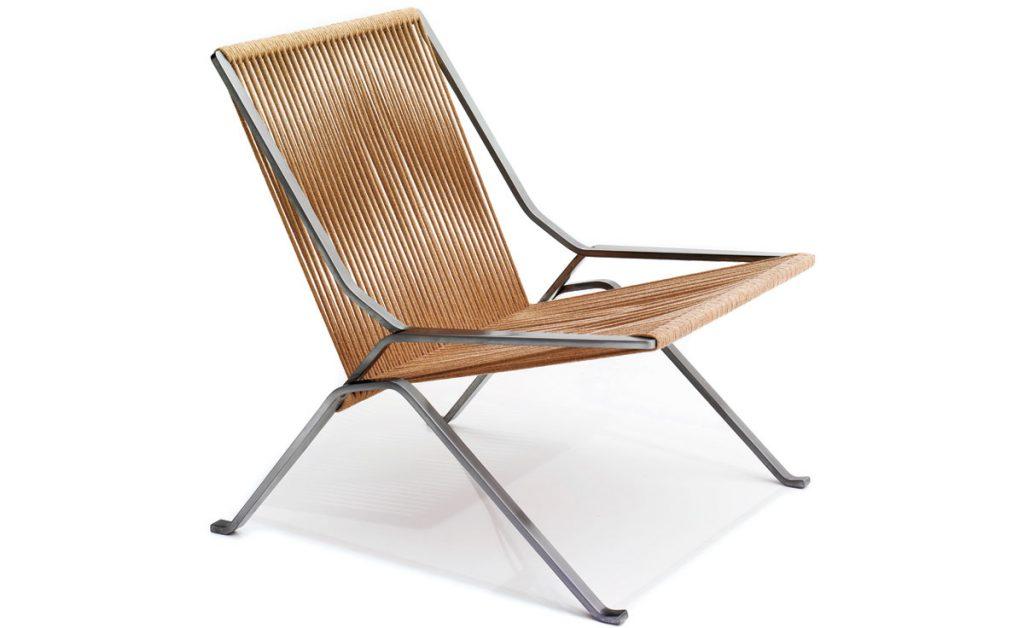 PK25 Lounge Chair | Poul Kjaerholm | © Fritz Hansen