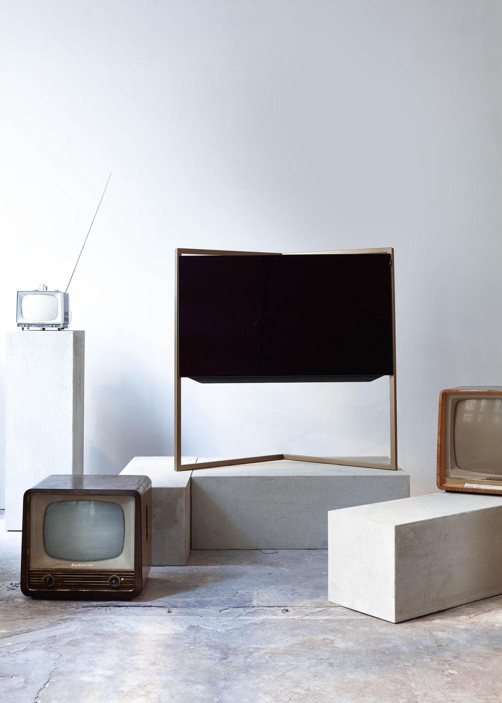 Nowe spojrzenie na telewizor Loewe