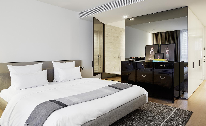 Włoski szyk hotelu Roomers w Baden Baden