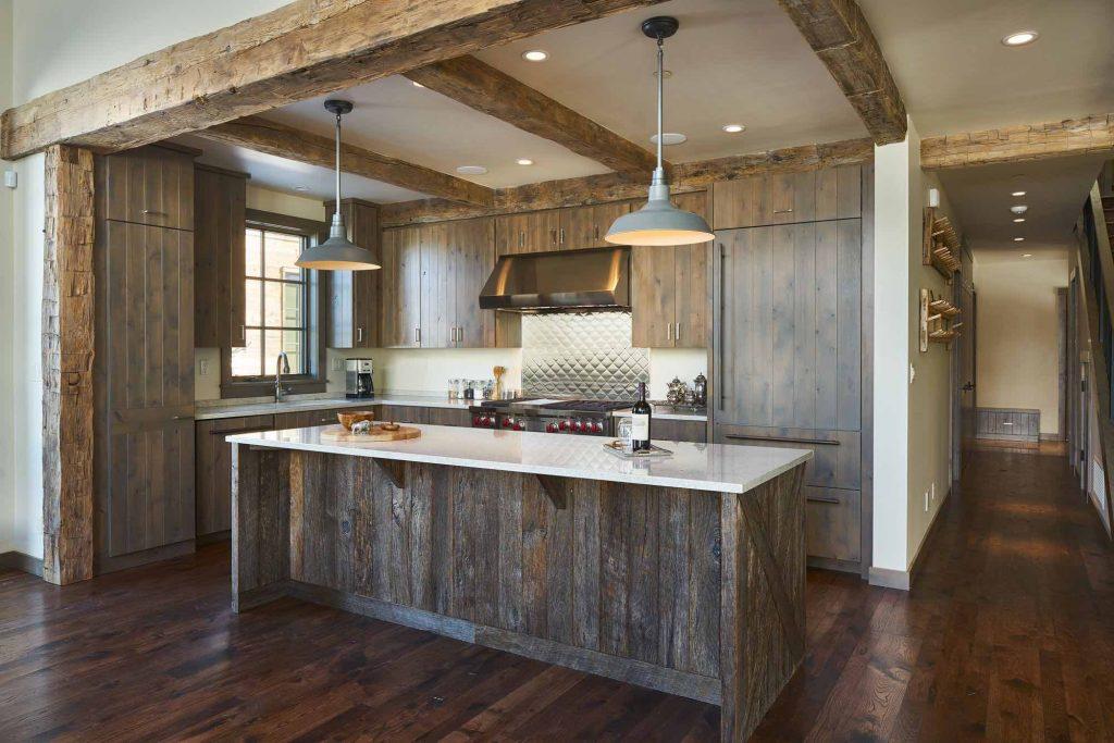 rustic-kitchen ERIN GATES DESIGN