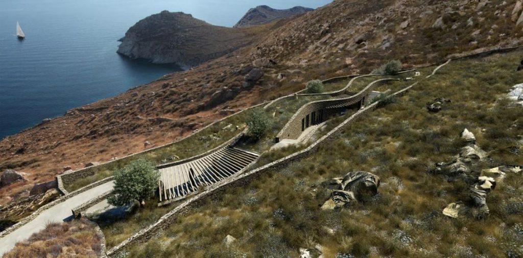 sinas-architects-kamienny dom letni na wyspie serifos 07