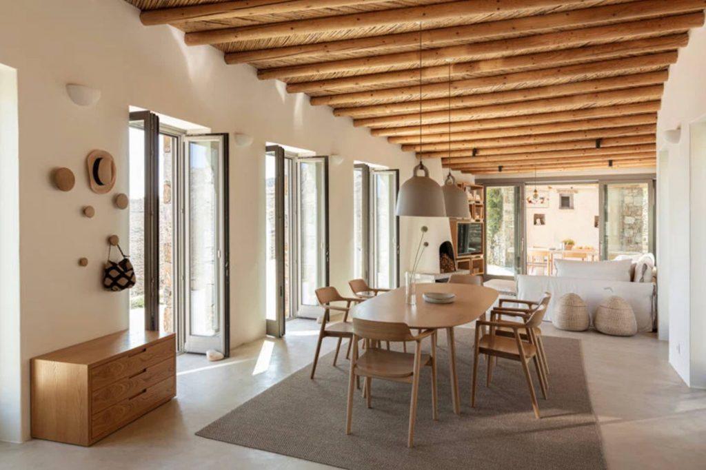 sinas-architects-kamienny dom letni na wyspie serifos 10