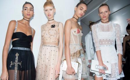 Pokaz kolekcji Dior wiosna/lato 2017