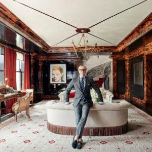 Penthouse Toomy'ego Hilfigera w Plaza Hotel na Manhattanie