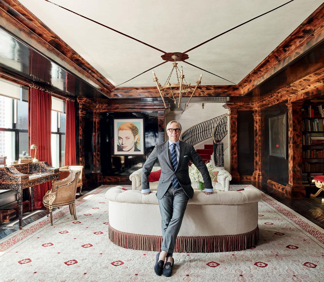 Tommy Hilfiger Home Decor: Projektant, Biznesmen, Wizjoner