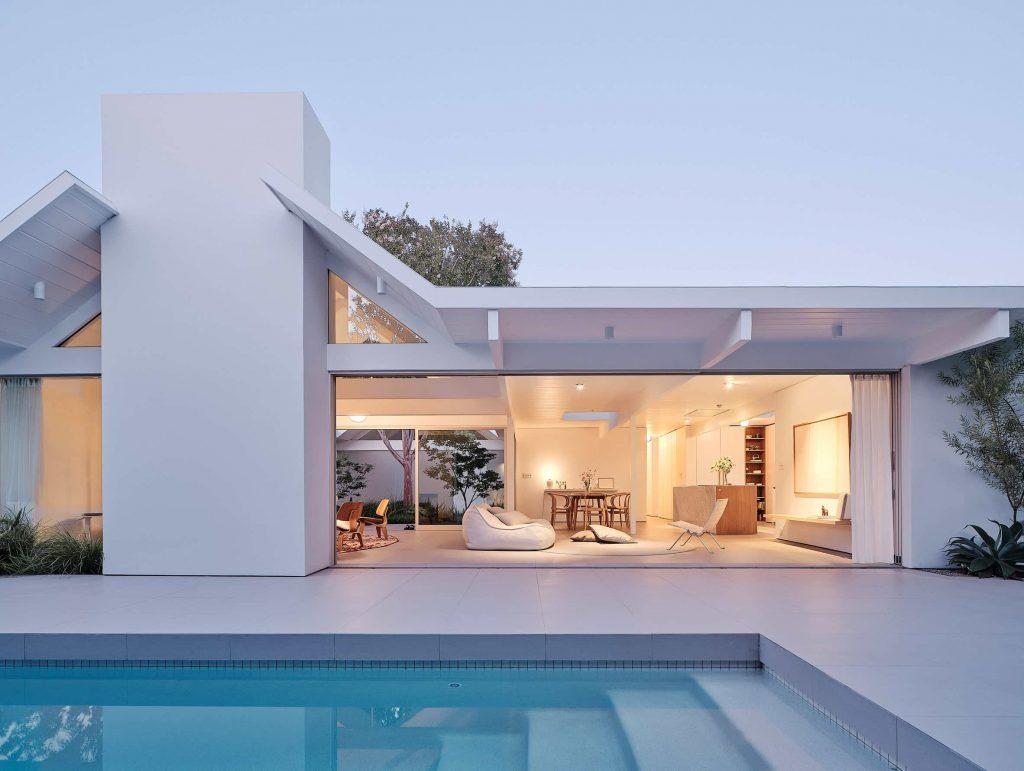 twin-gable-house-eichler-model-ryan-leidner-amerykańskimodernizm 09