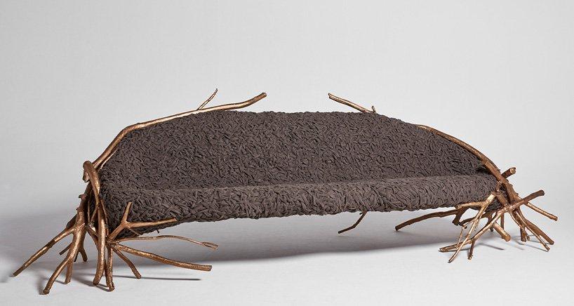 wirtualna wystawa -riverside-campana brothers, 'branches sofa'