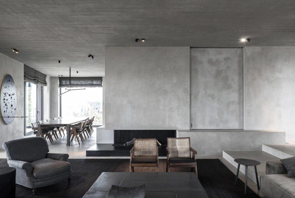 C Penthouse - Projekt Vincent Van Duysen