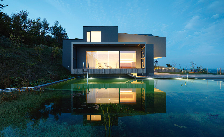 Willl Architektur: idealny dom podmiejski