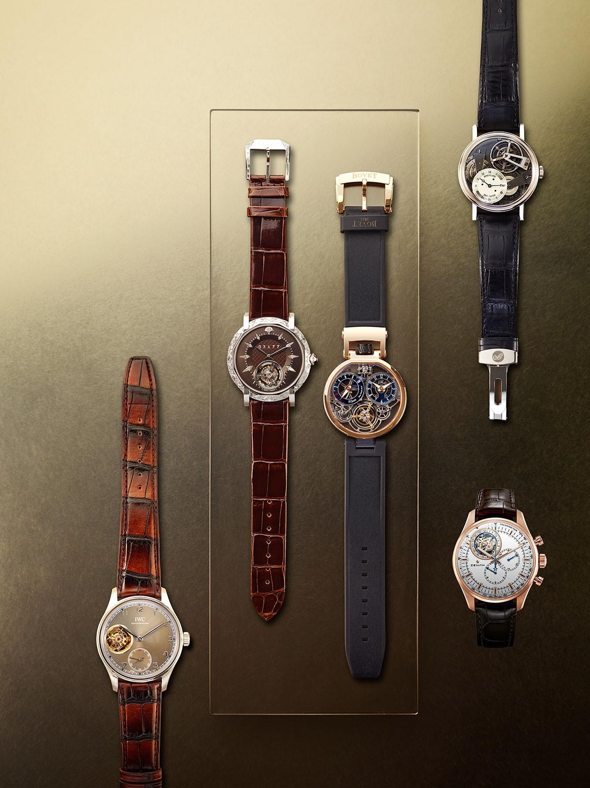 Krótki przewodnik po świecie zegarków
