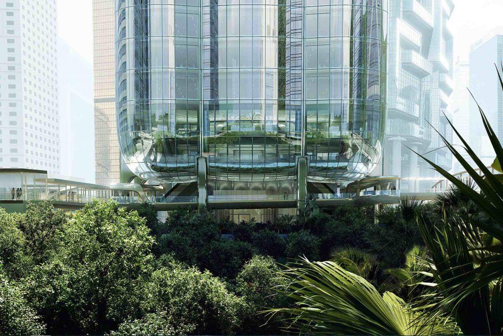 projekt wieżowca zaha-hadid-architects-skyscraper-hong-kong-2-murray-road 04