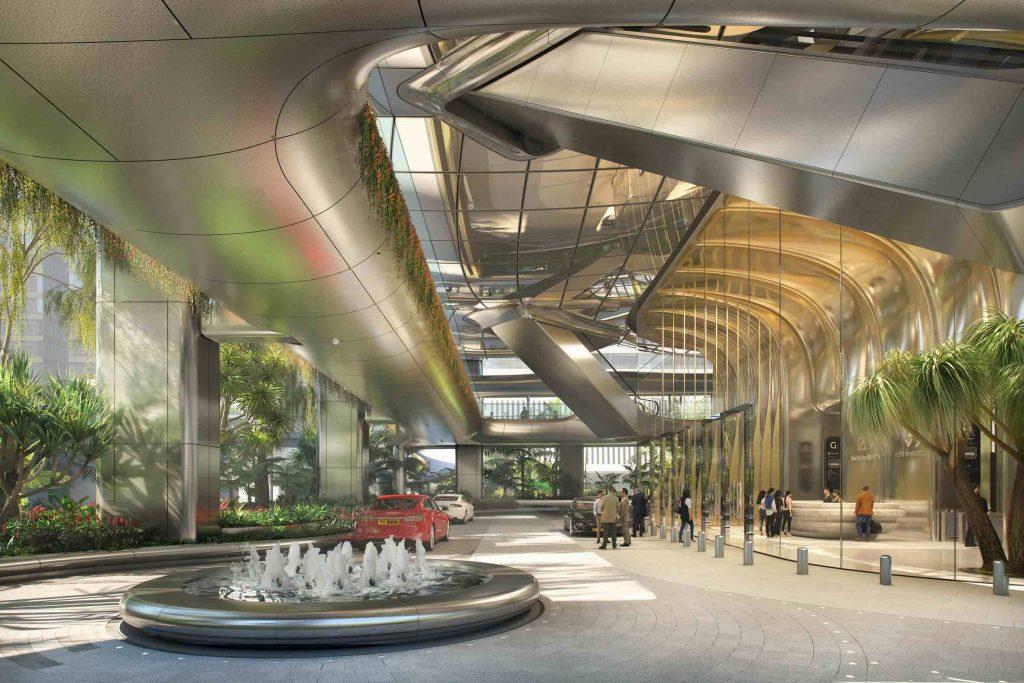 projekt wieżowca zaha-hadid-architects-skyscraper-hong-kong-2-murray-road 07