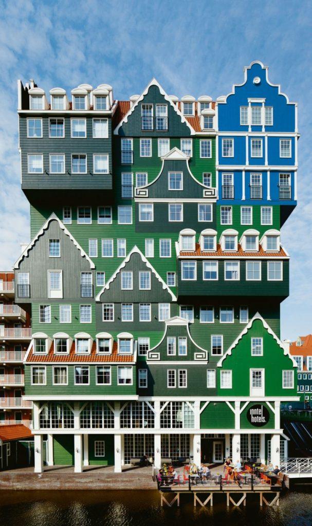 dom snów Hotel-Zaandam© Peter Barnes