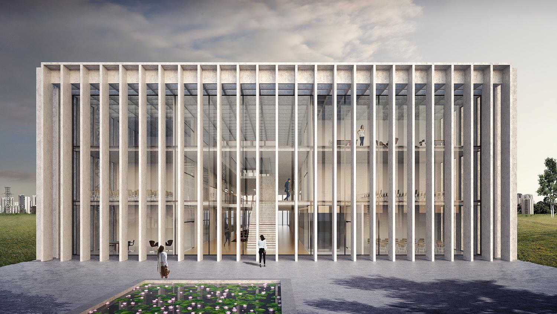 KAAN Architecten w Brazylii – nowy obiekt w São José dos Campos