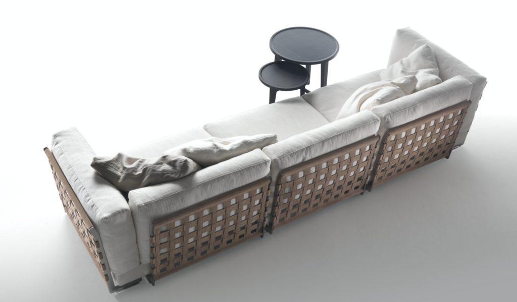 Sofa Cestone - projekt Antonio Citterio, 2008