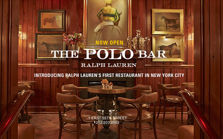 Ralph Lauren karmi Nowojorczyków