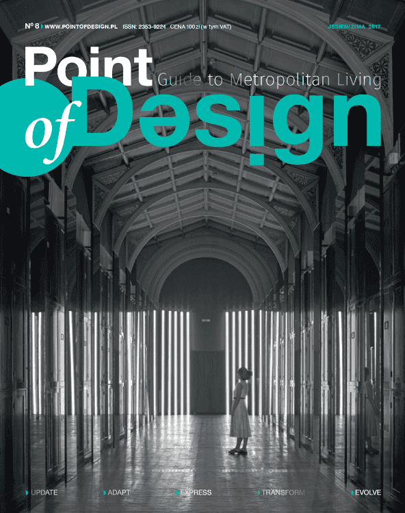 Magazyn Point of Design jesień/zima 2017