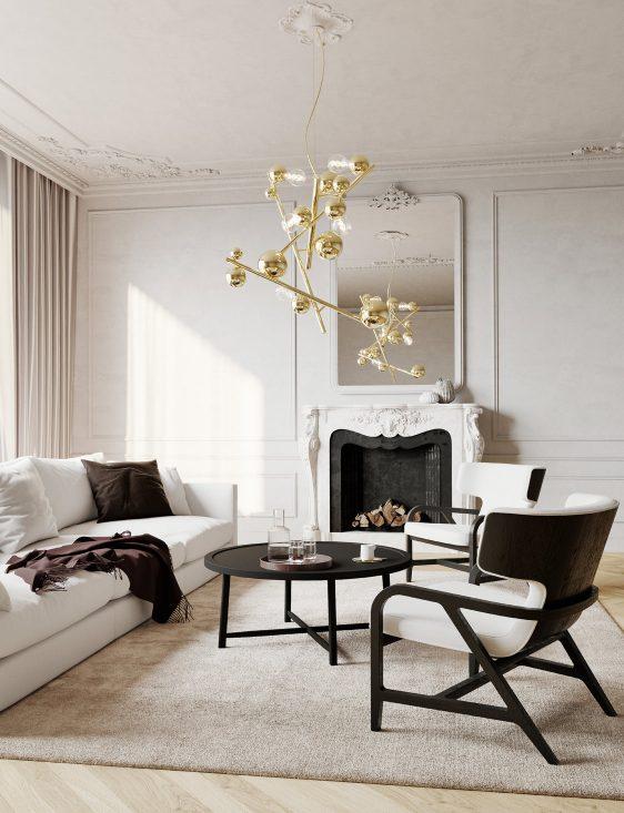 lampy do salonu Brand Van Egmont | Galaxy 01