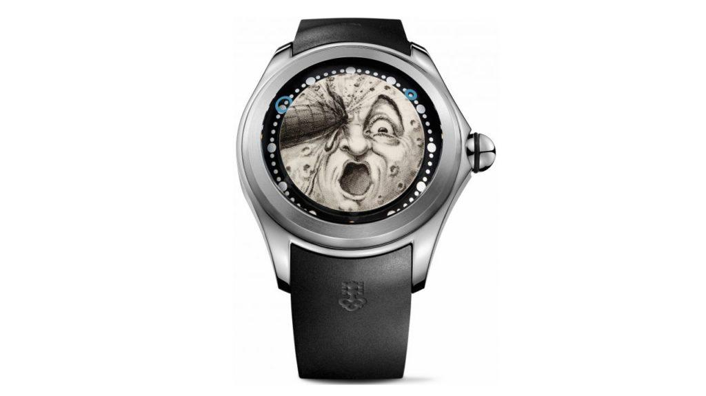 kiedy przestawiamy zegarki CORUM BUBBLE WATCH
