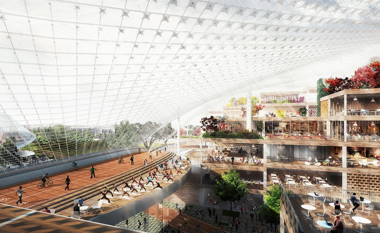 Vision 2017 – najwięksi architekci o przyszłości architektury