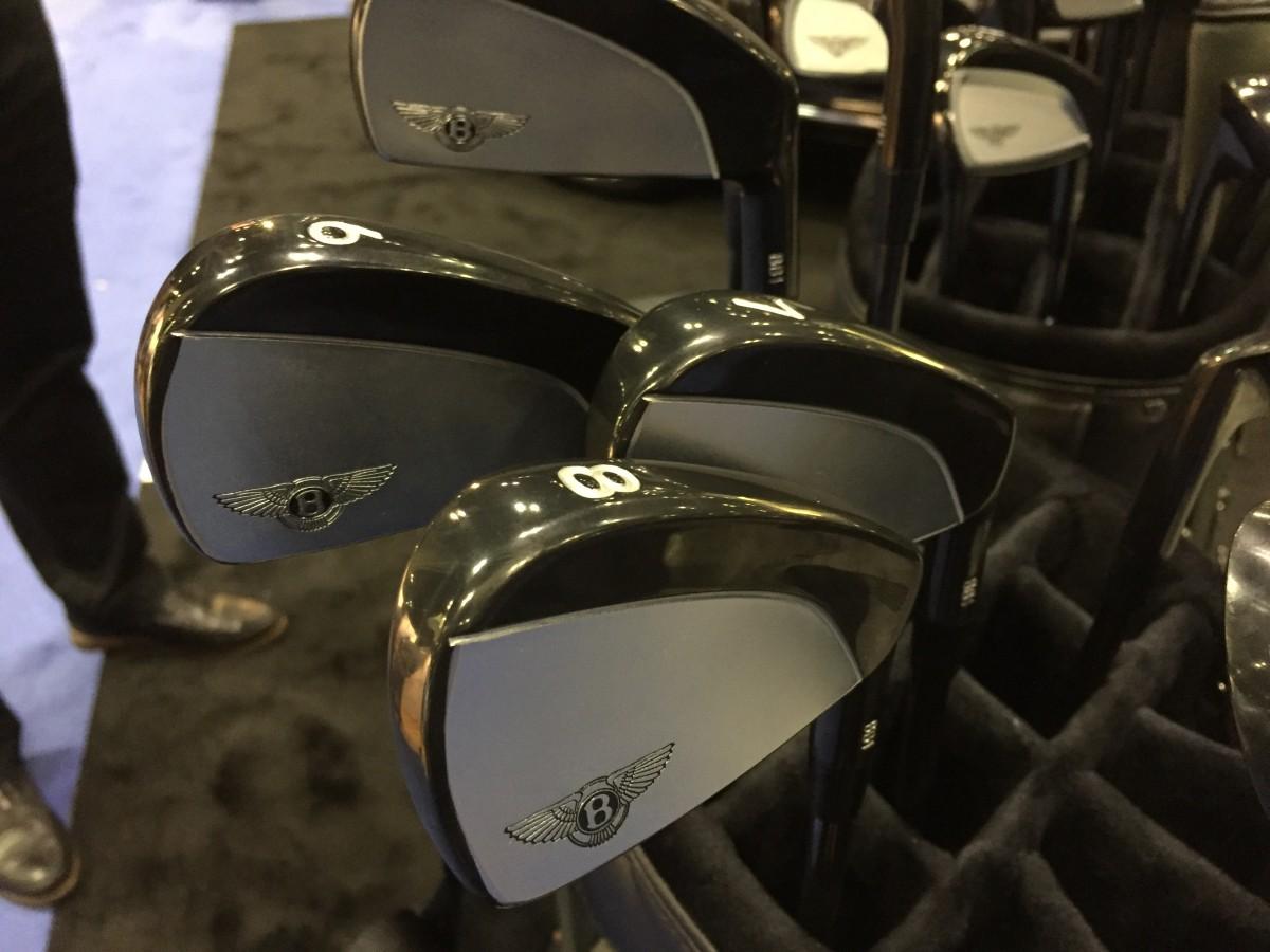 Golf w stylu Bentley'a