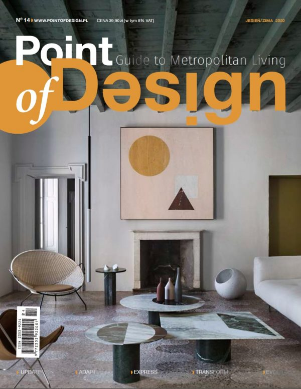 Magazyn Point of Design numer 14