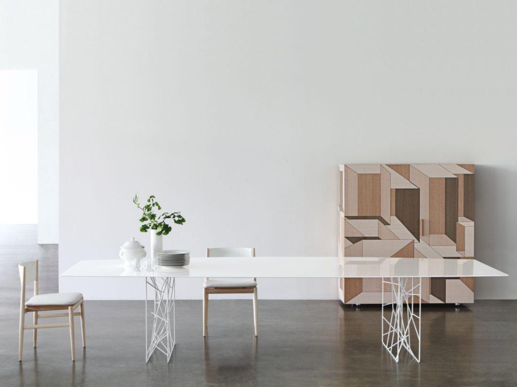 Porro | Neve 01 krzesła do jadalni