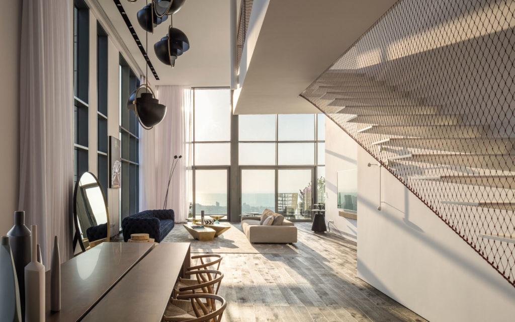 REALIZZAZIONI_Residenza-Tel-Aviv-Triplex_5