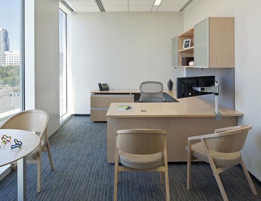 Przestrzenie biurowe Sapper_Knoll