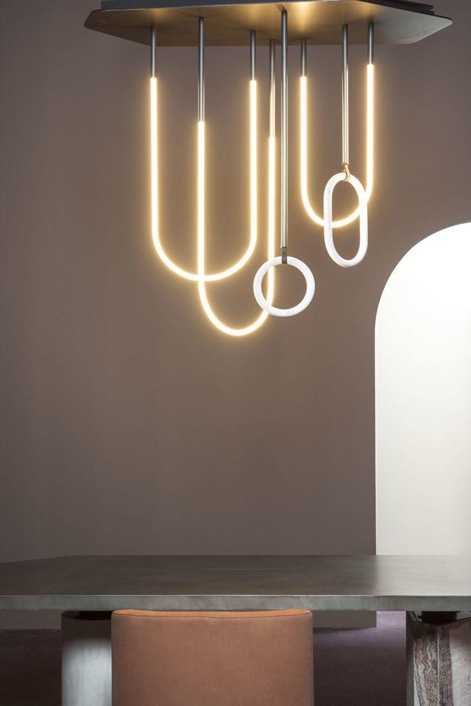 lampy do salonu Baxter | SayYes