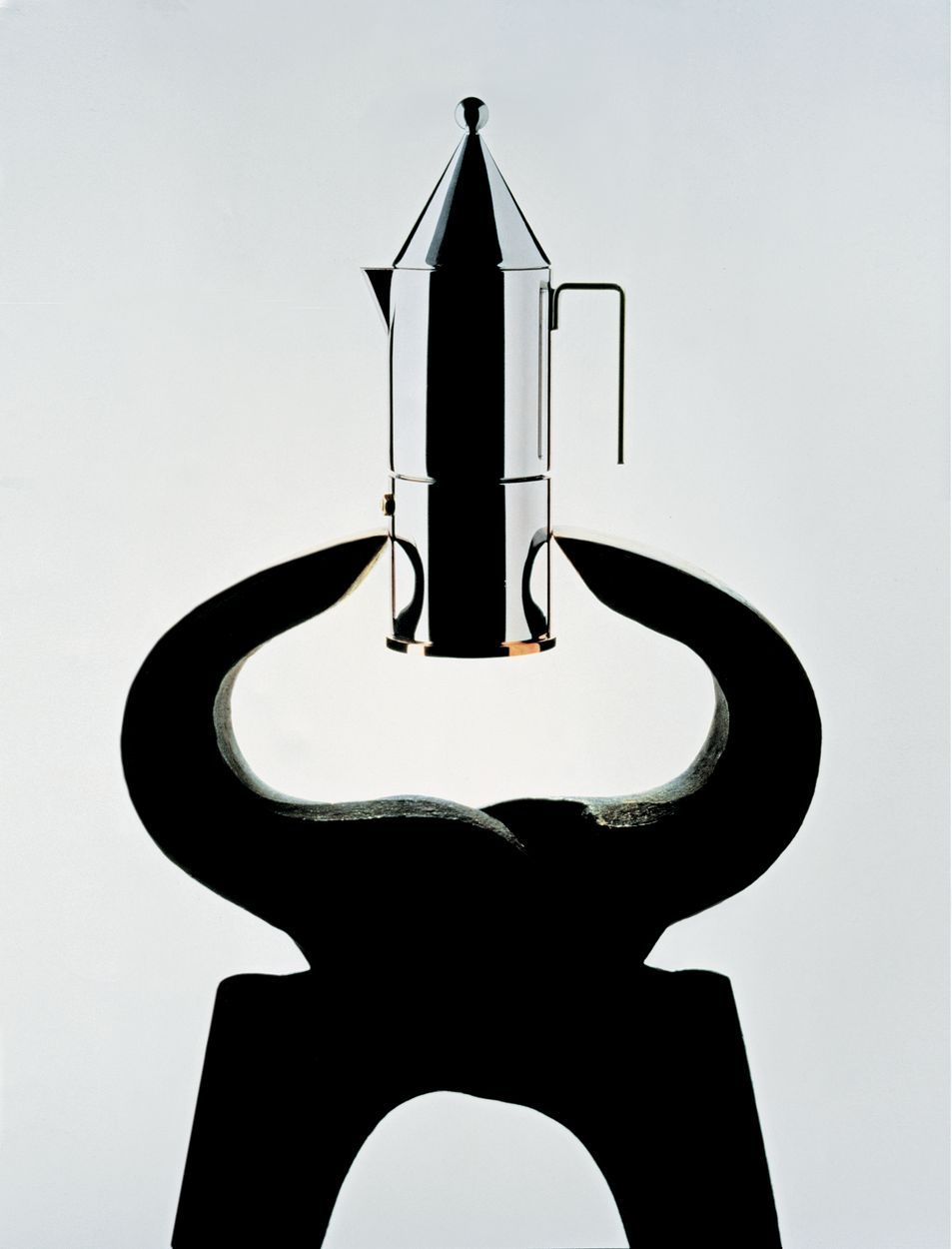 The Beauty and the Mastery by Alessi