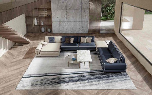 Turri _Blues sofa 3