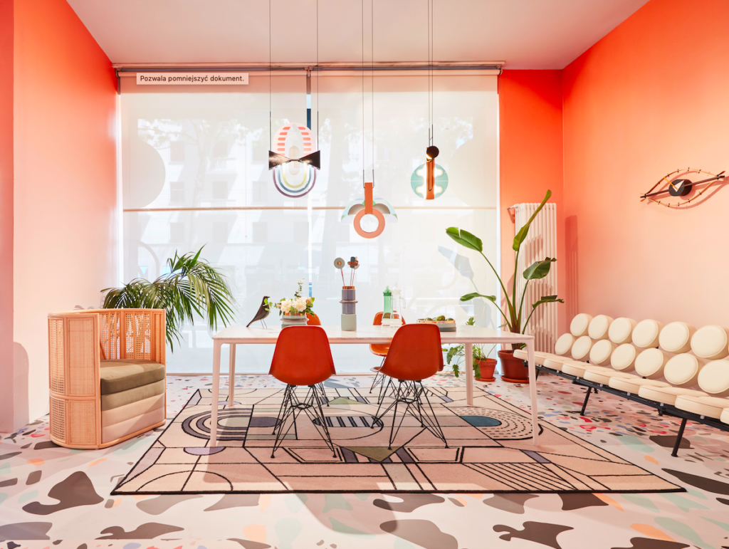 Urban Living VITRA HOME STORIES 2019