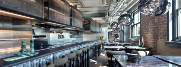 tom dixon coal restaurant