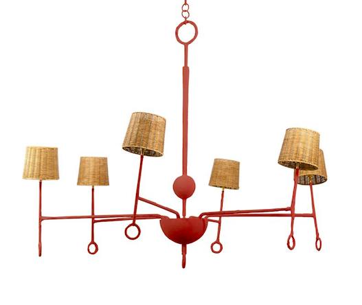 lampy do salonu Porta Romana | Crawford