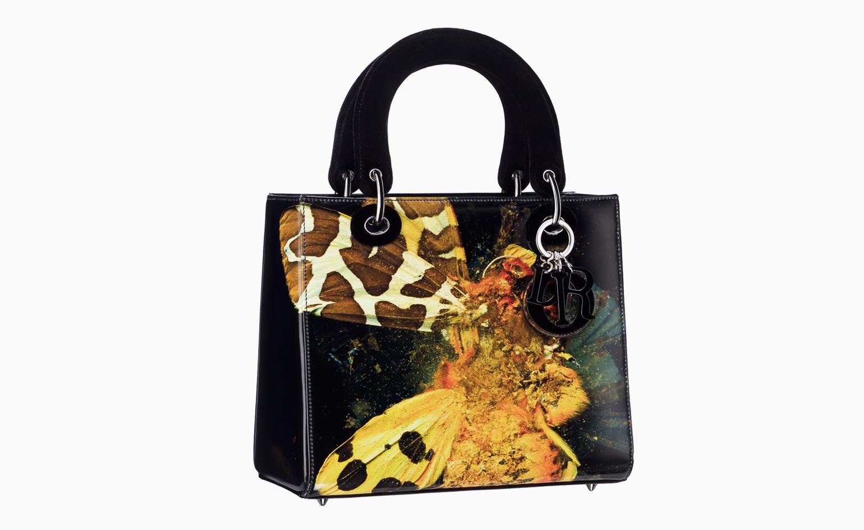 Limitowane torebki Dior Army Candy
