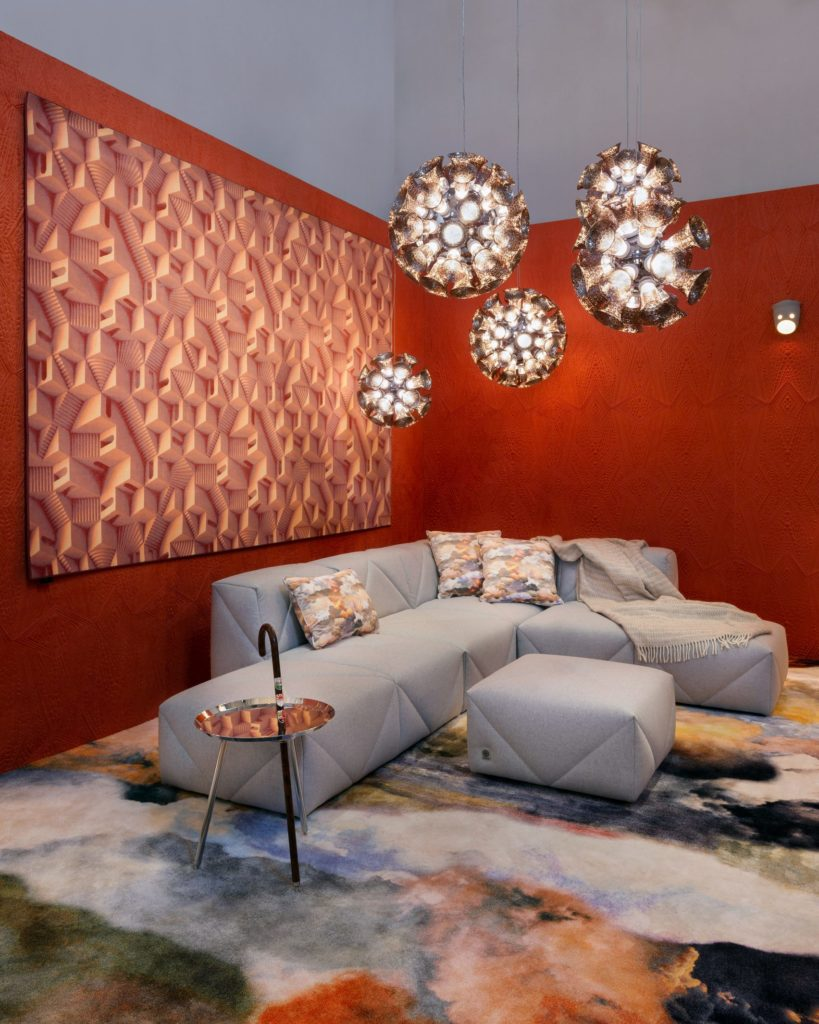 lampy do salonu Moooi | Chalice