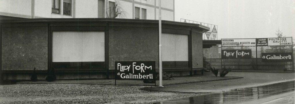 Flexform - marka założona w Medzie w 1959r.