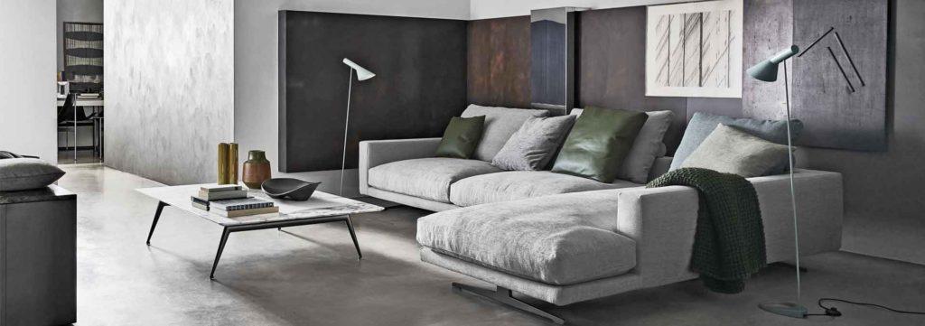 Flexform - kolekcja indoor 2020