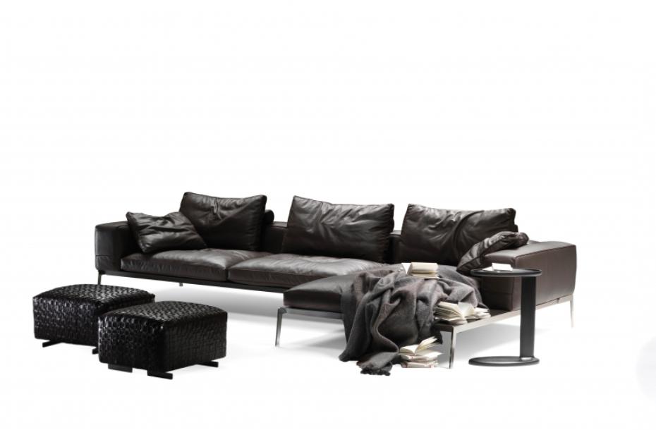 Sofa Lifesteel - projekt Antonio Citterio, 2006
