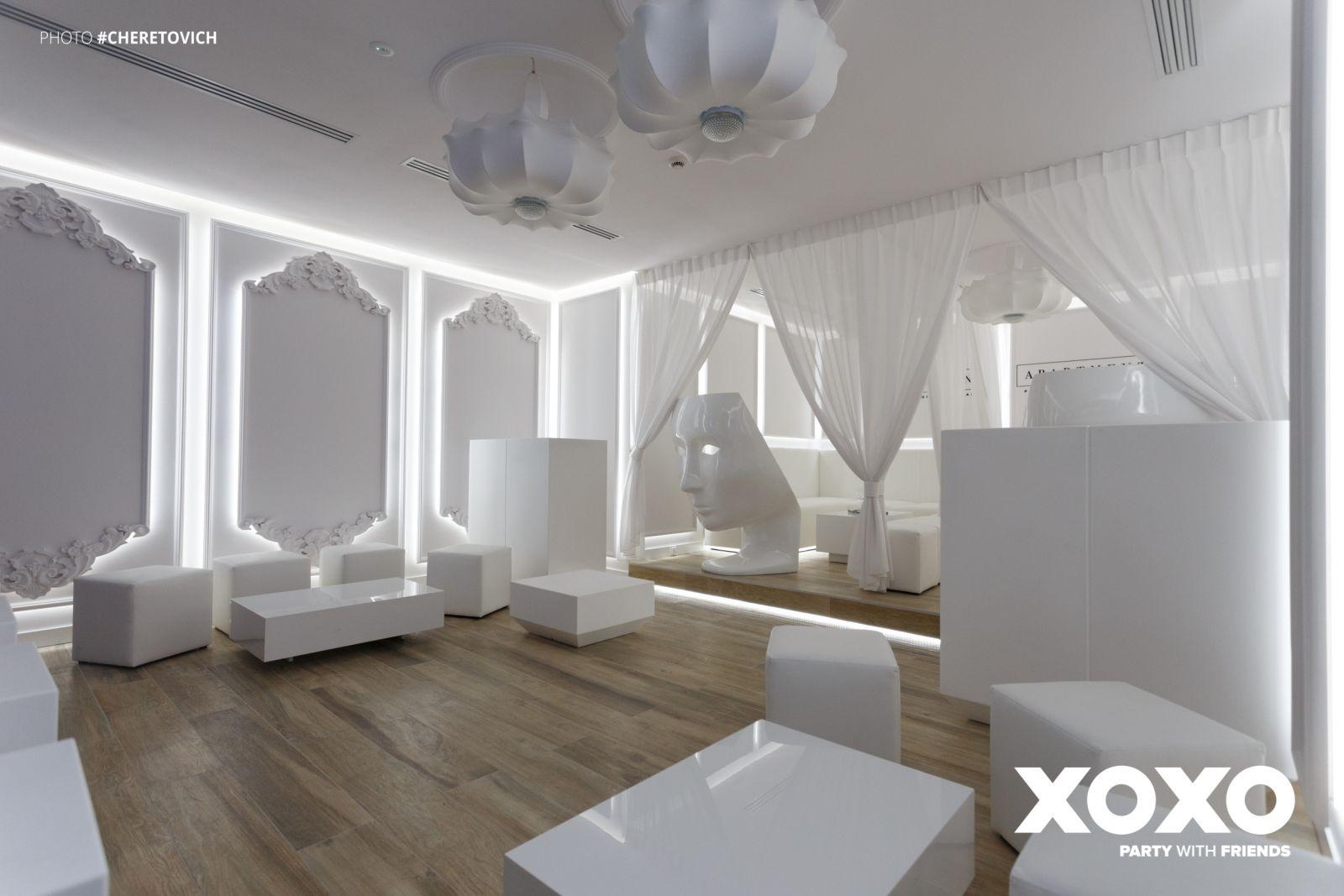 Rozmarzyć się w warszawskim Prive Room XOXO