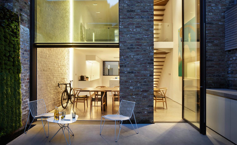 Wiktoriański dom według Studio Octopi