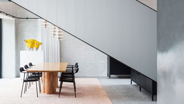 Hotel Vipp w Kopenhadze projektu Davida Thulstrupa