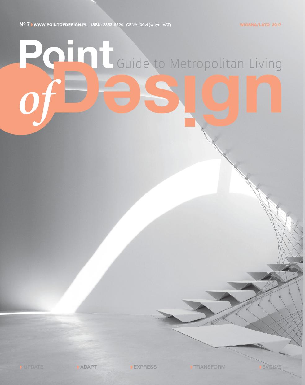 Magazyn Point of Design – wiosna/lato 2017